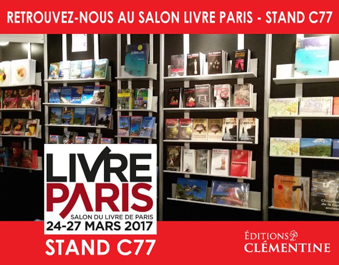 Inspiration editions clementine - Salon du livre paris 2017 auteurs ...